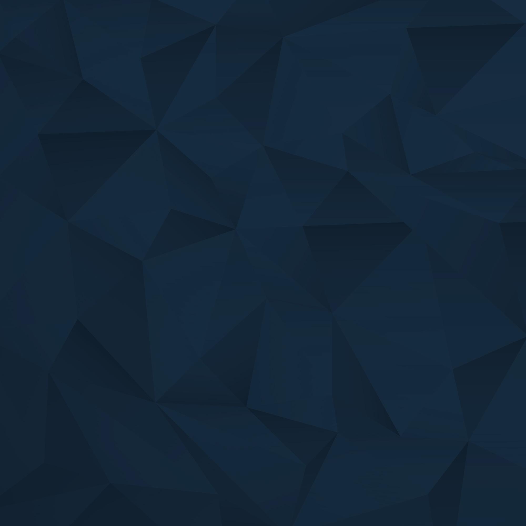 Blue Polygon Background - Rosen Markov