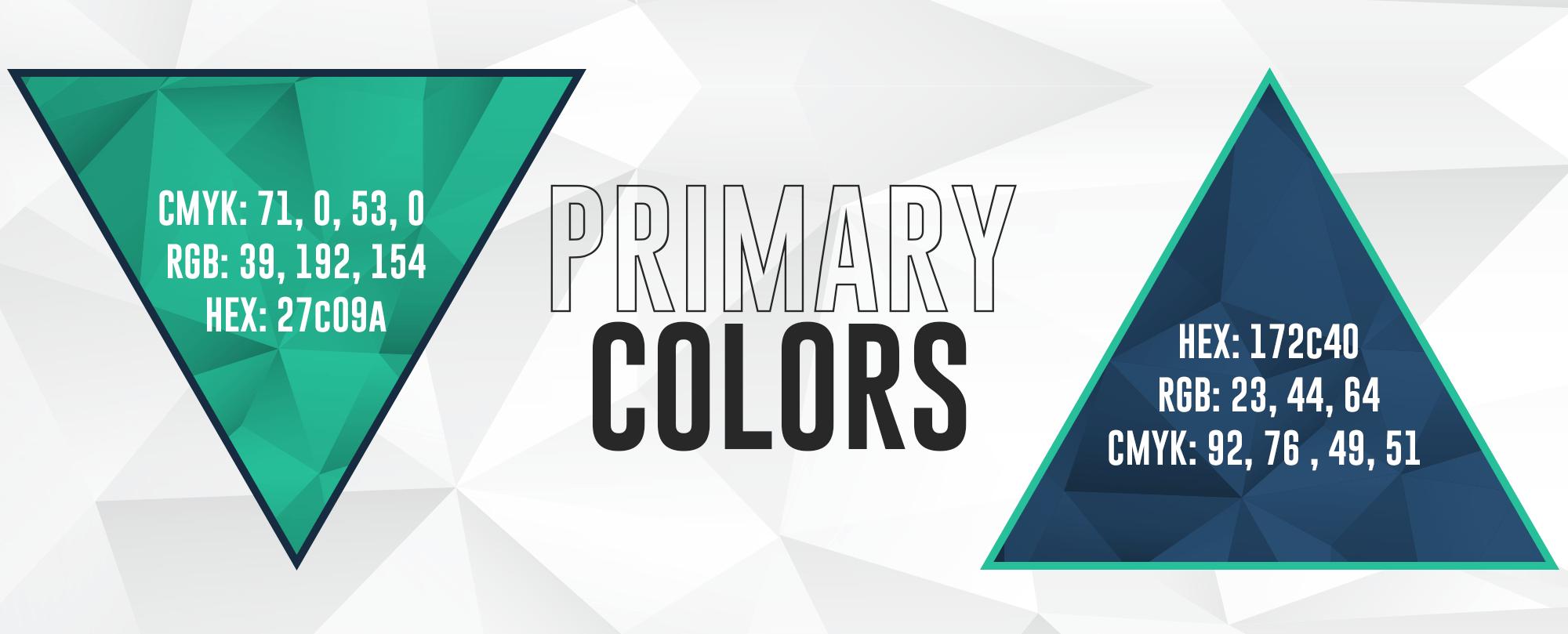 Primary Colors - Rosen Markov