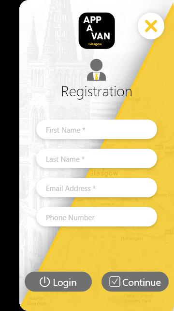 AAV Mobile Registration Rosen Markov