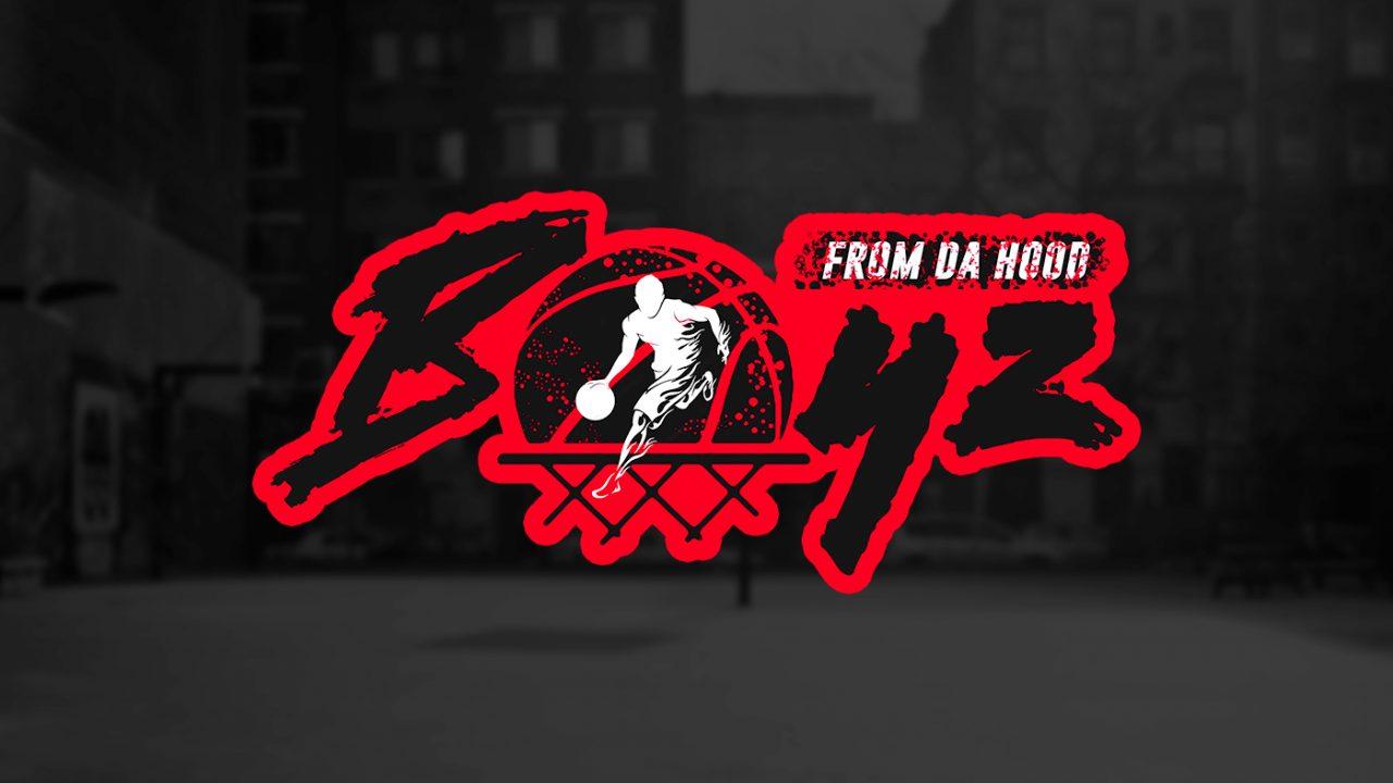 Basketball Team Logo - Rosen Markov