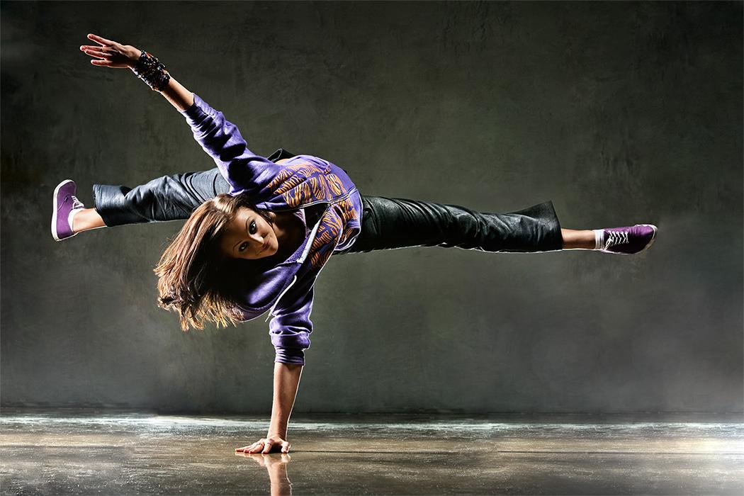 Break Dance Posters - Style Before Retouching
