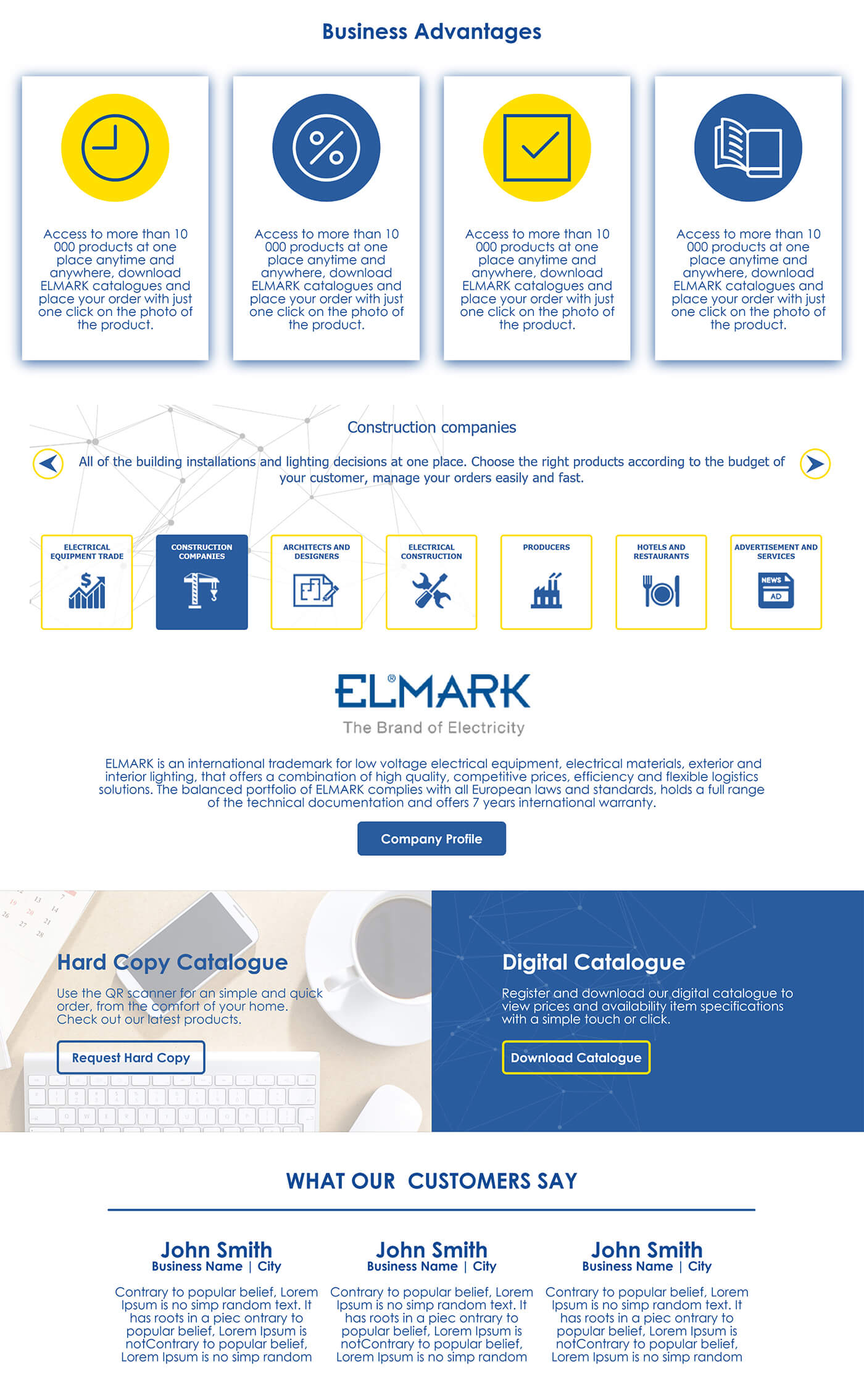 Elmark Page 1 Rosen Markov