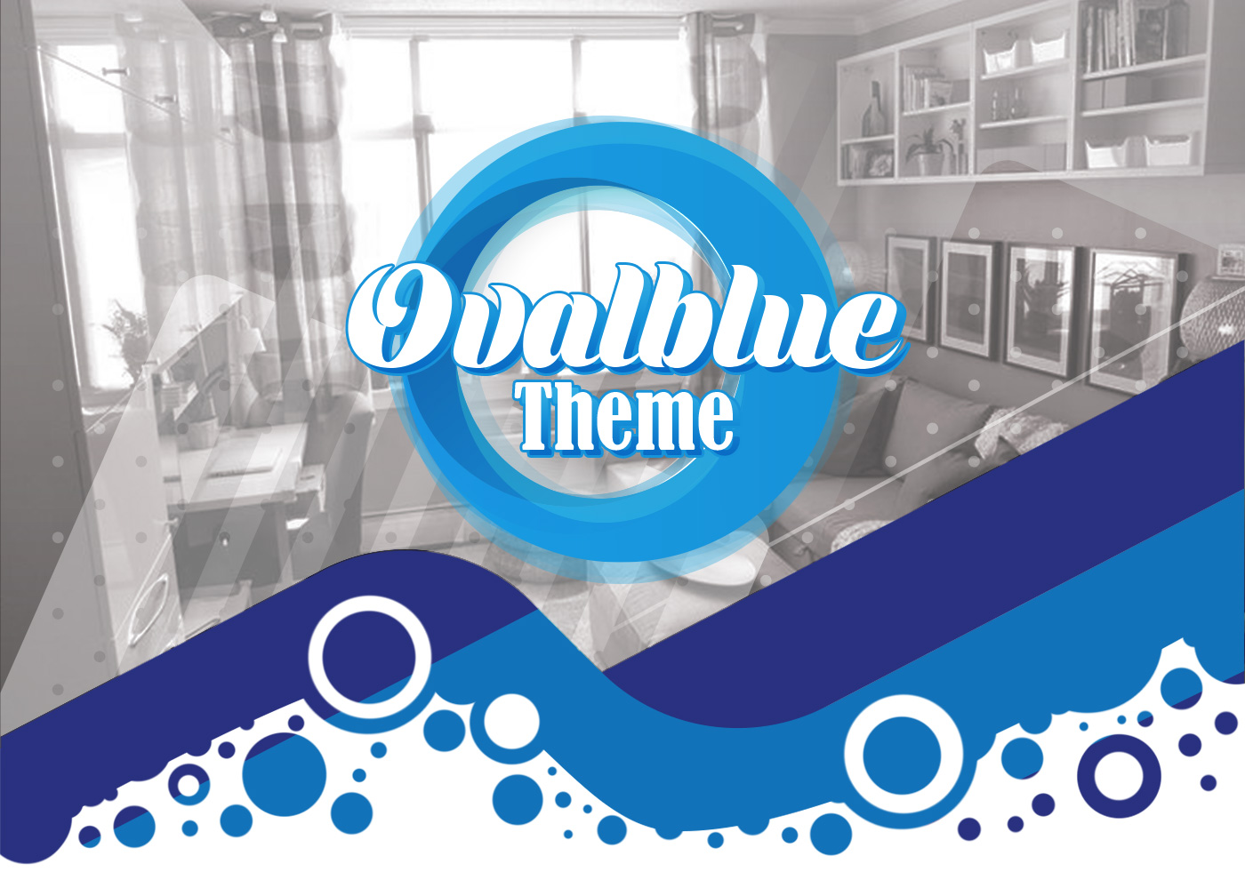 Ovalblue - Cover