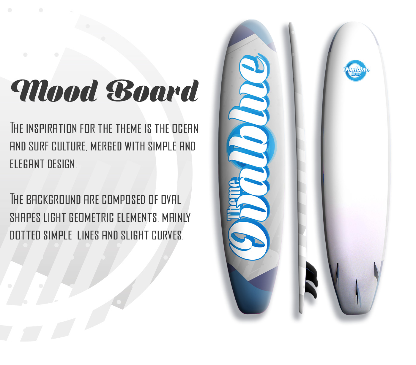 Ovalblue - Surf Mock-Up