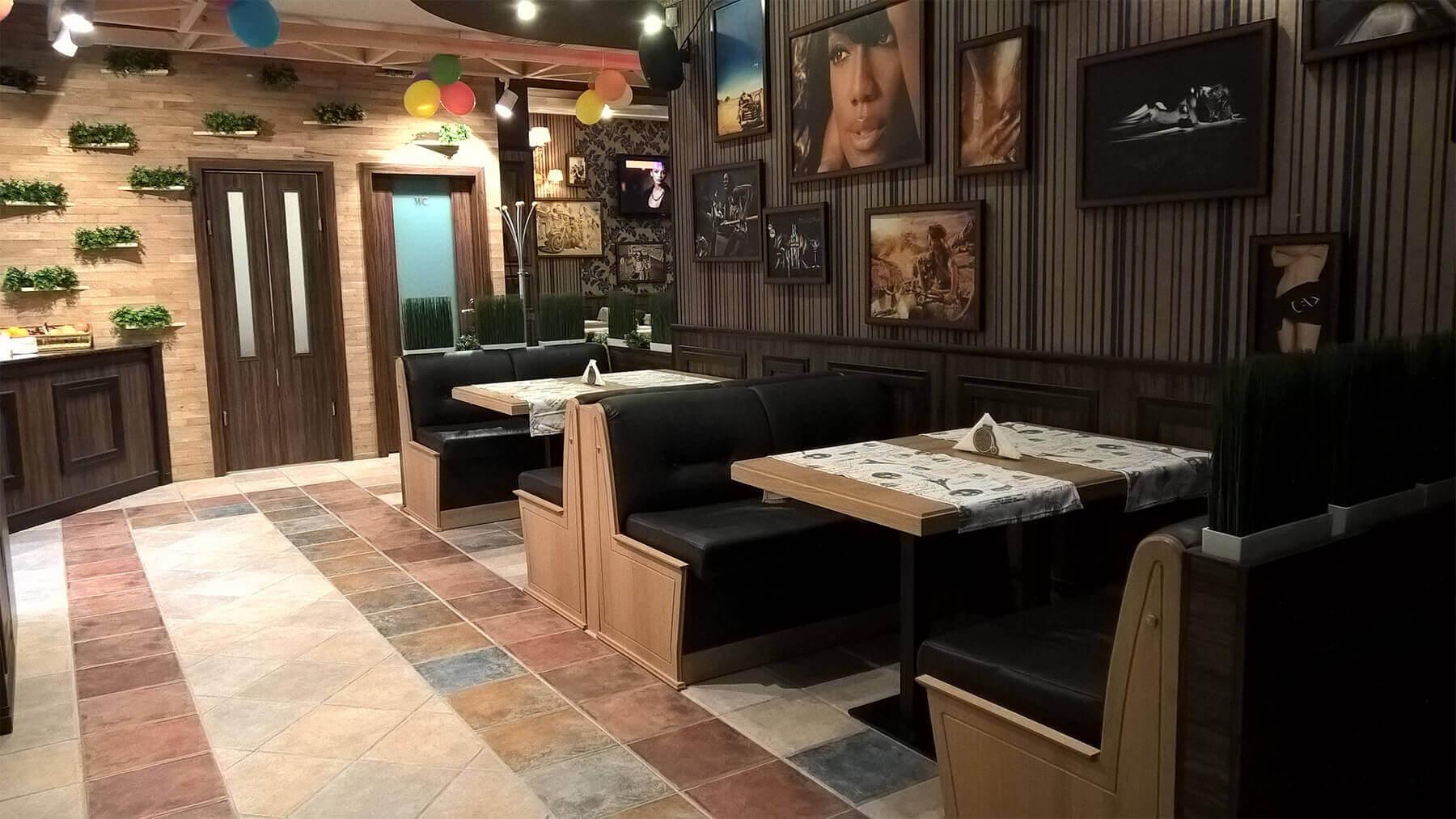 Pizza Bar Capris - Resurant Interior 2