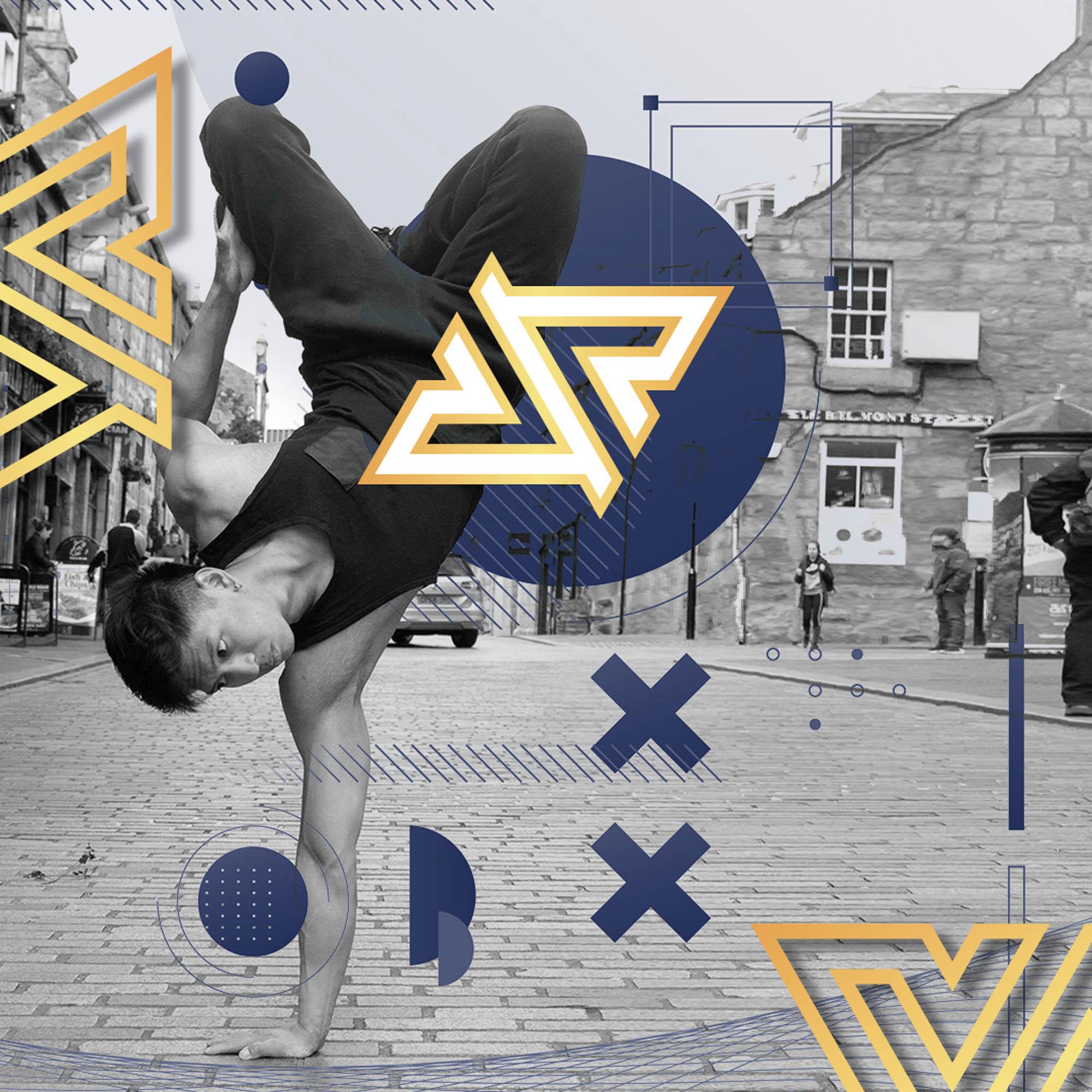 Royal Five - Breakdance