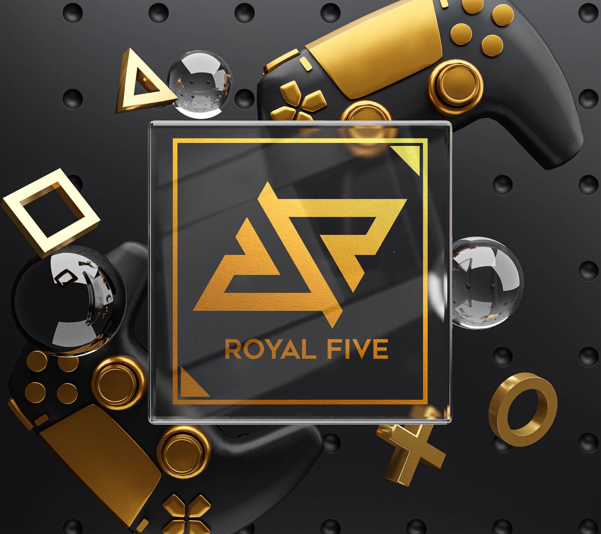 Royal Five - Gamepads