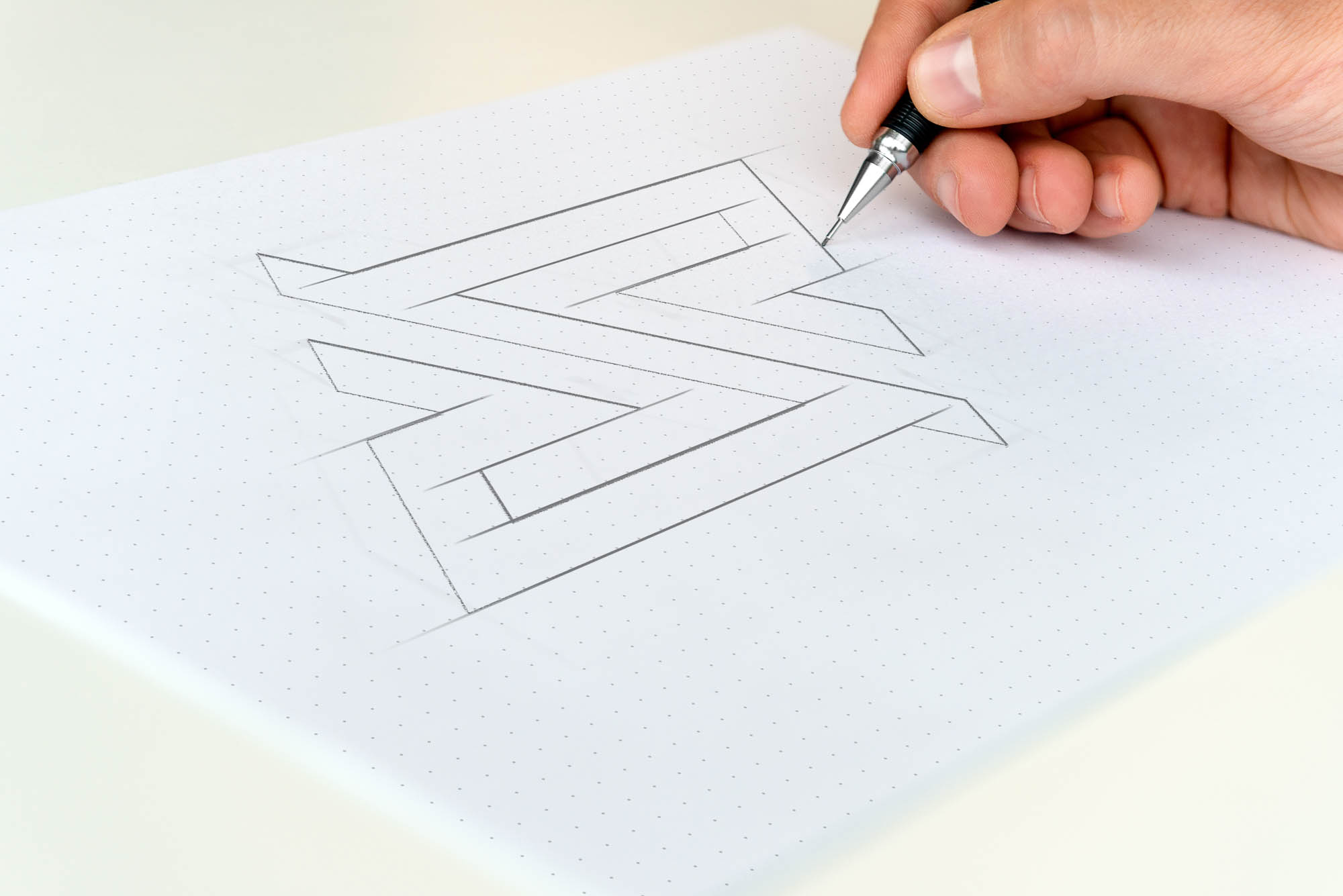 Royal Five - Logo MockUp - Sketch 1