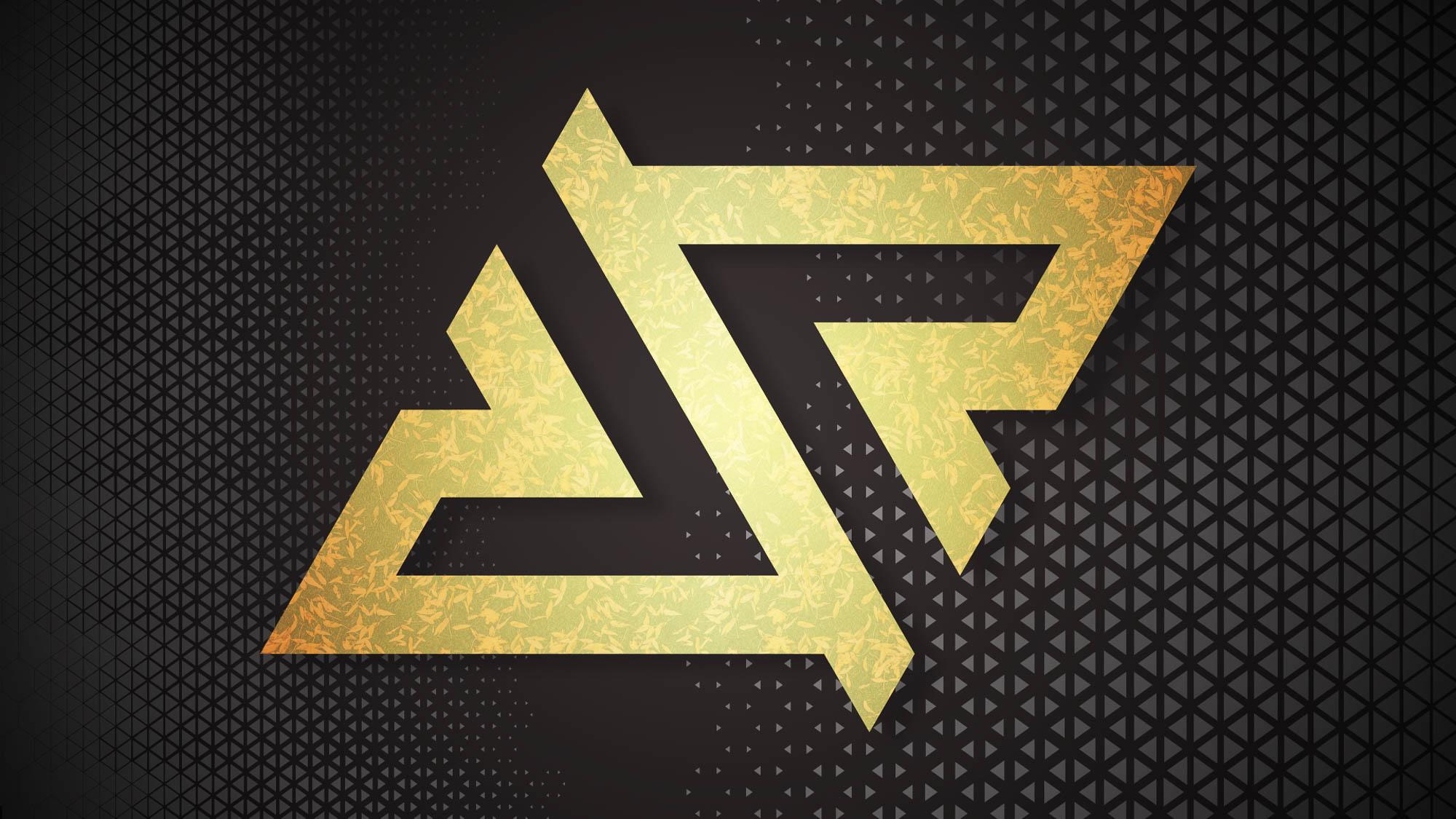 Royal Five - Logo Preview - Gold Fill